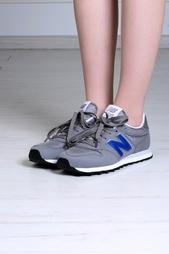 Замшевые кроссовки 500 New Balance