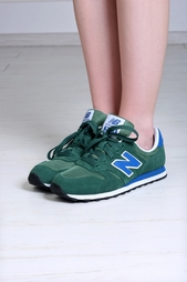 Замшевые кроссовки 373 New Balance