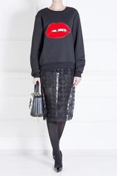 Шифоновая юбка Simone Rocha