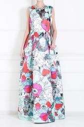 Платье в пол Mary Katrantzou