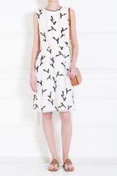 Платье с принтом Tory Burch