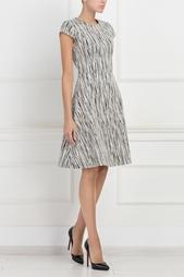 Платье с принтом A LA Russe