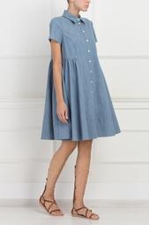 Хлопковое платье A Rnouveau