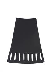 Прямая юбка с перфорацией Stella Mc Cartney