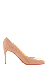 Туфли Simple pump 85 patent calf Christian Louboutin