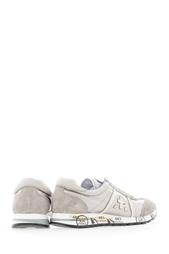 Замшевые кроссовки Lucy Premiata