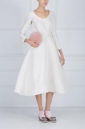 Шелковое платье Les'