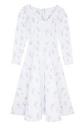 Платье из денима Les'