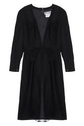 Платье бархатное (80е) Lanvin Vintage
