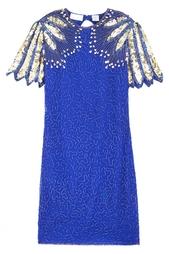 Платье (80е) Lawrence Kazar Vintage