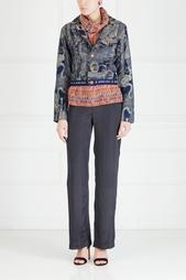 Блузка винтажная (80е) Christian Dior Vintage