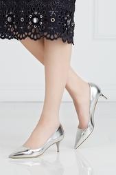 Туфли из металлизированной кожи Allure Jimmy Choo