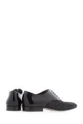 Мужские кожаные туфли Barker Jimmy Choo