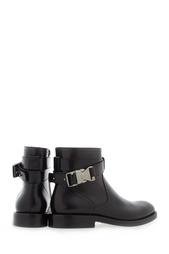 Мужские кожаные ботинки Jamie Jimmy Choo