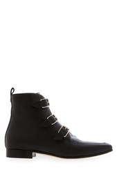 Кожаные ботинки Marlin Jimmy Choo