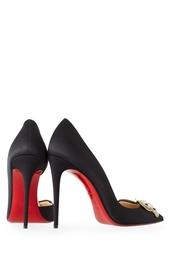 Туфли с вышивкой Barzas 100 Christian Louboutin