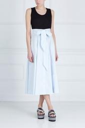Хлопковая юбка Lisa Marie Fernandez