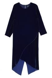 Бархатное платье Alena Akhmadullina