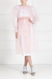Полупрозрачная юбка Les'
