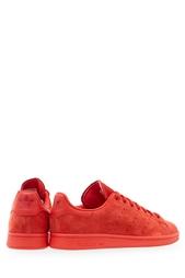 Замшевые кеды STAN SMITH Adidas