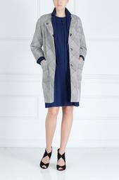Пальто с принтом Victoria Andreyanova