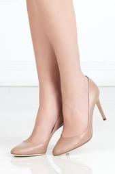 Кожаные туфли Sergio Rossi