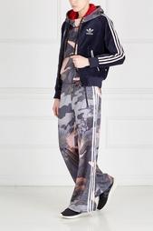Двухсторонний бомбер Rita Ora ASIAN SOUV JKT Adidas