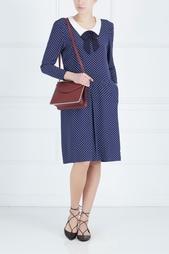 Платье с принтом Hanae Mori Paris Vintage