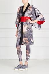 Двухстороннее кимоно Rita Ora KIMONO Adidas