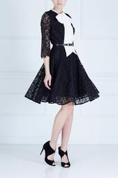 Кружевное платье Nataniel Dobryanskaya