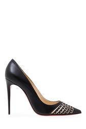 Кожаные туфли Bareta 100 Christian Louboutin