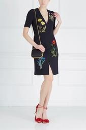 Платье с вышивкой Stella Mc Cartney