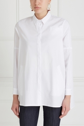 Хлопковая блузка Victoria Andreyanova