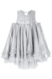 Асимметричное платье Esve