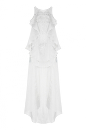 Платье со шлейфом Esve