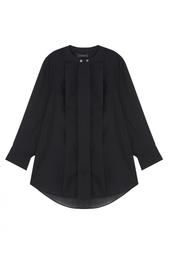 Шерстяная блузка Chapurin