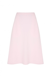 Однотонная юбка Chapurin