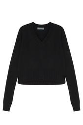 Шерстяной пуловер Graviteight