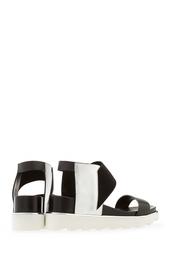 Кожаные сандалии Rico Sandal United Nude