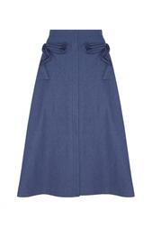 Хлопковая юбка Alena Akhmadullina