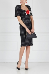 Платье (80-е) Christian Dior Vintage