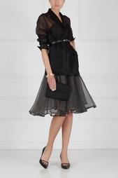 Шелковая юбка (90-е) Gianni Versace Vintage