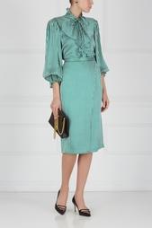 Шелковый костюм (90-е) Christian Dior Vintage