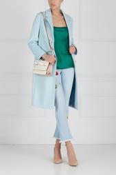 Джинсы с вышивкой Stella Mc Cartney