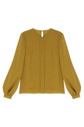 Шелковая блузка Arapkhanovi