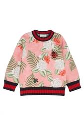 Хлопковый свитшот Gucci