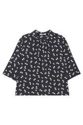 Блузка с принтом Kerry BZR by Bruuns Bazaar