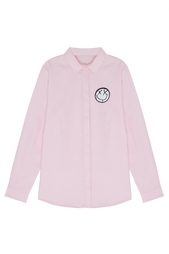 Блузка с вышивкой Mo&Co