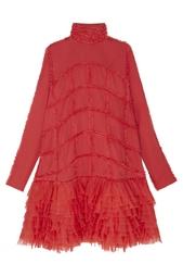 Шелковое платье Alexander Arutyunov