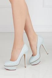 Кожаные туфли Dolly Charlotte Olympia